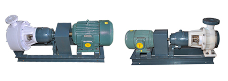Manufacturer and Exporter of Non Metallic Pumps